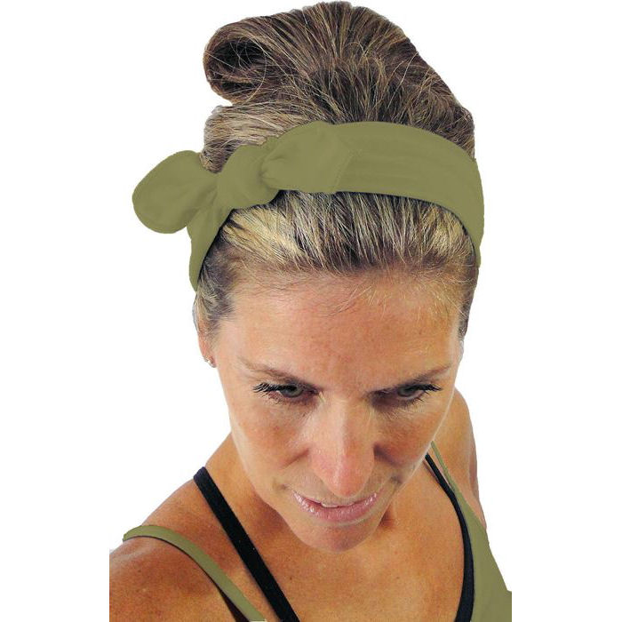 Removable BOW Training Headband